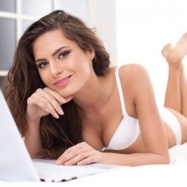 Online modeling at home versus working for a prestigious studio