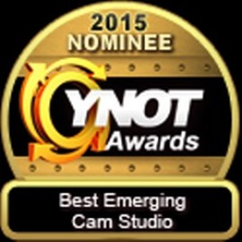 YNOT 2015: Best emerging cam studio