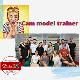What does it mean to be a cam model trainer? (Part 1)